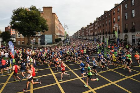 3. Just After The Start In Georgian Dublin